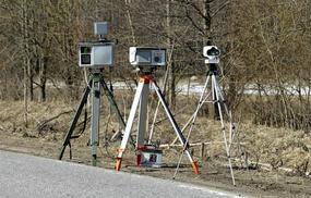 Частные камеры видеофиксации нарушений ПДД