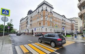 В Москве установят 200 камер для фиксации непропуска пешеходов